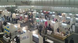 「地域の魅力 280社が結集したビジネスフェアーに出店しました。